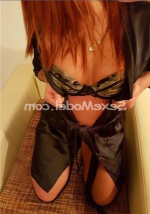 Gracy massage escort